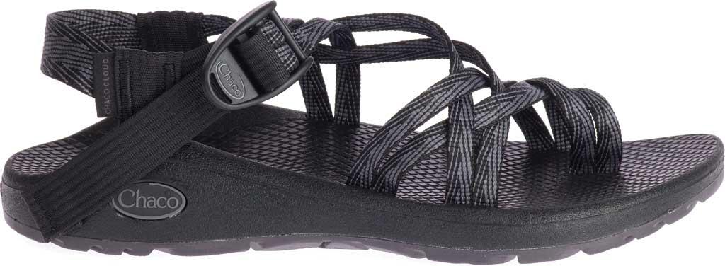 Women's Chaco Z/Cloud X2 Sandal, Limb Black, large, image 2