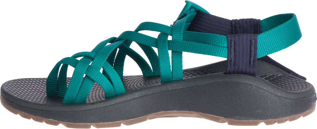 Women's Chaco Z/Cloud X2 Sandal, Solid Everglade, large, image 3