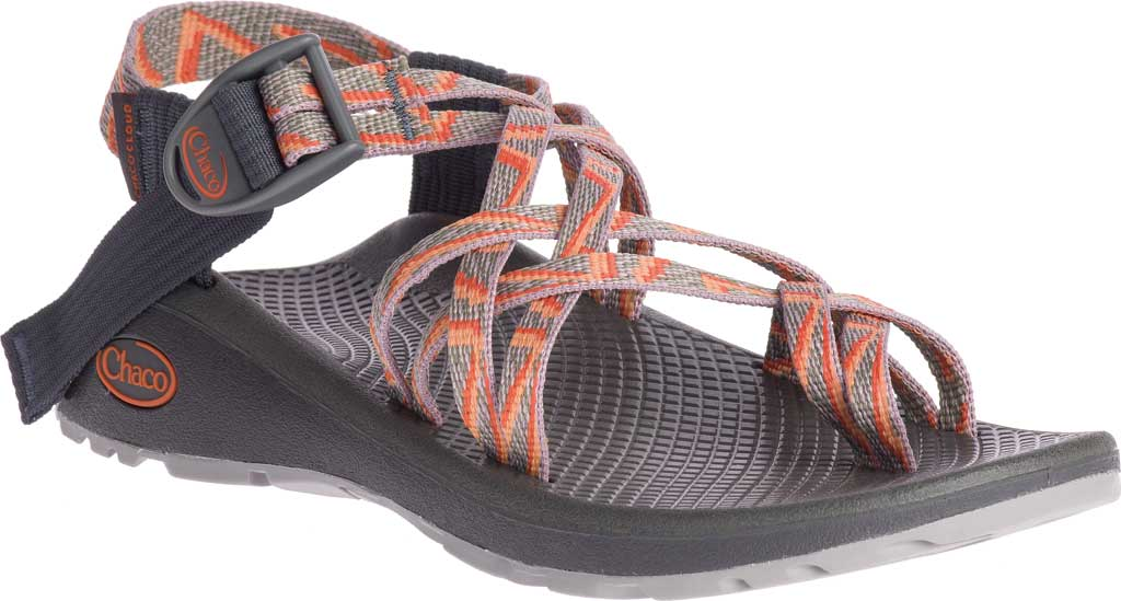 Women's Chaco Z/Cloud X2 Sandal, Zinzang Tiger, large, image 1