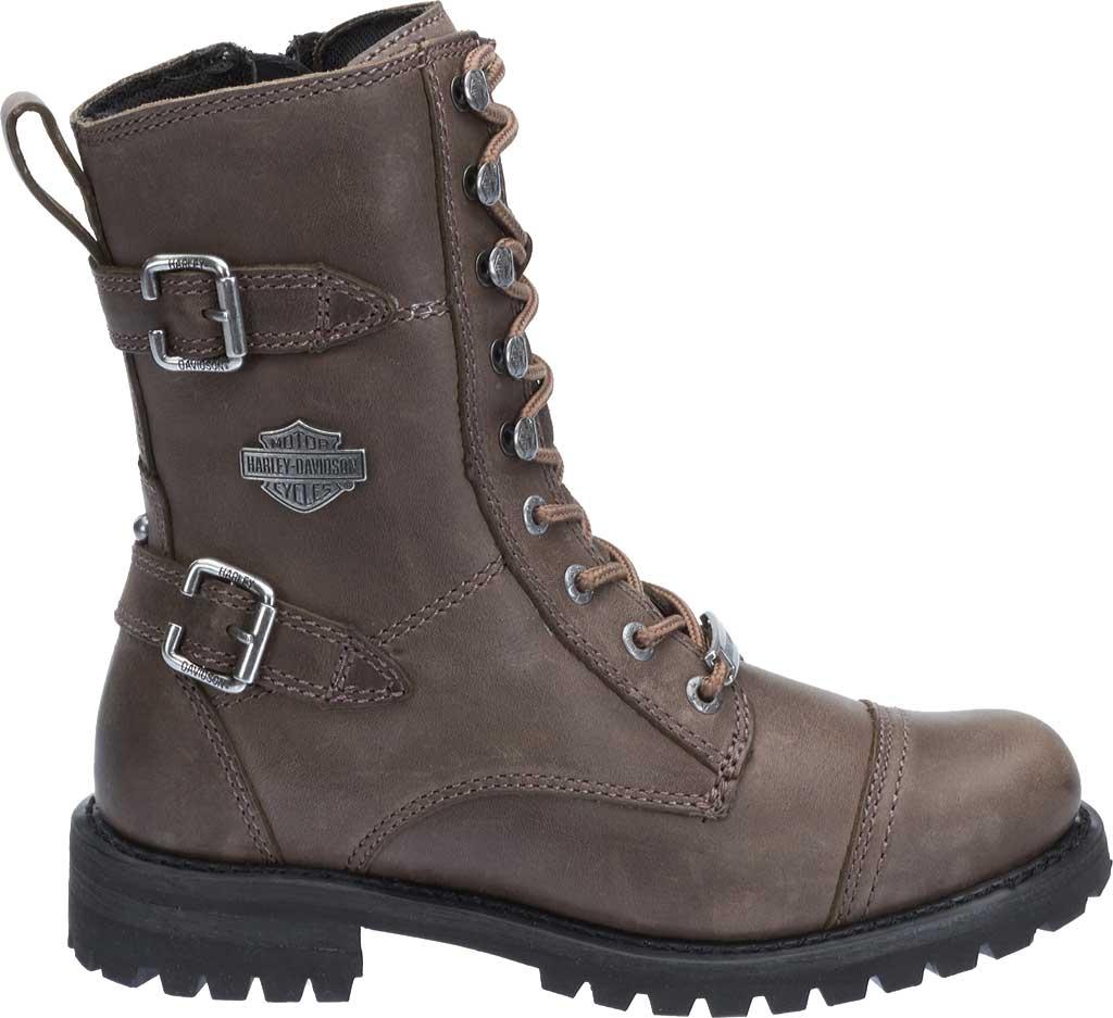 Women's Harley-Davidson Balsa Boot, Slate Full Grain Leather, large, image 2