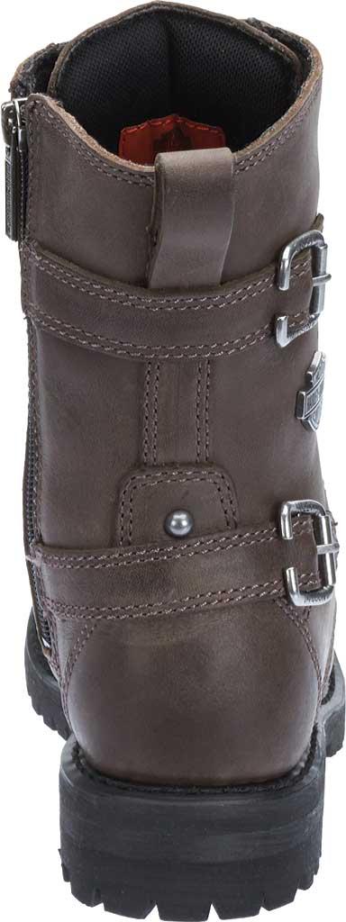 Women's Harley-Davidson Balsa Boot, Slate Full Grain Leather, large, image 5