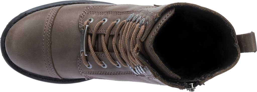 Women's Harley-Davidson Balsa Boot, Slate Full Grain Leather, large, image 6