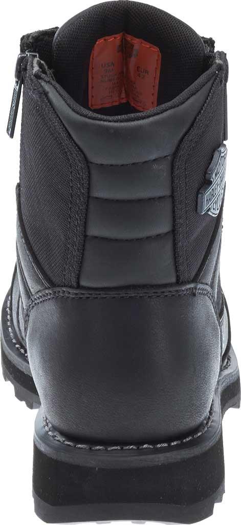 Men's Harley-Davidson Bonham Boot, Black Full Grain Leather, large, image 5