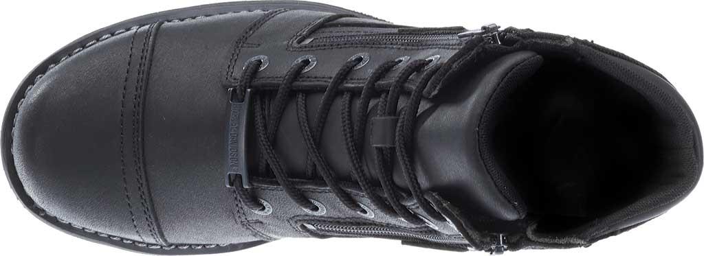 Men's Harley-Davidson Bonham Boot, Black Full Grain Leather, large, image 6