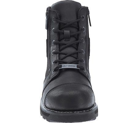 Men's Harley-Davidson Bonham Boot, Black Full Grain Leather, large, image 4