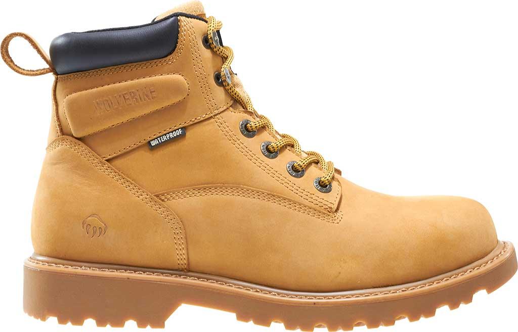 """Men's Wolverine Floorhand Waterproof 6"""" Steel Toe Work Boot, , large, image 2"""