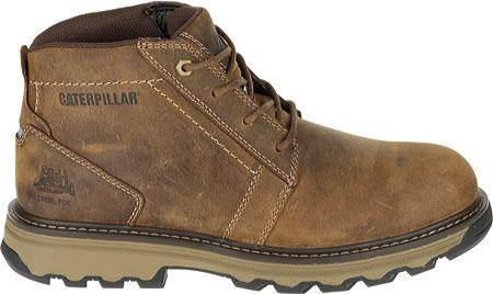 Men's Caterpillar Parker Chukka Boot, Dark Beige Full Grain Leather, large, image 2