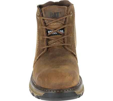 Men's Caterpillar Parker Chukka Boot, Dark Beige Full Grain Leather, large, image 4