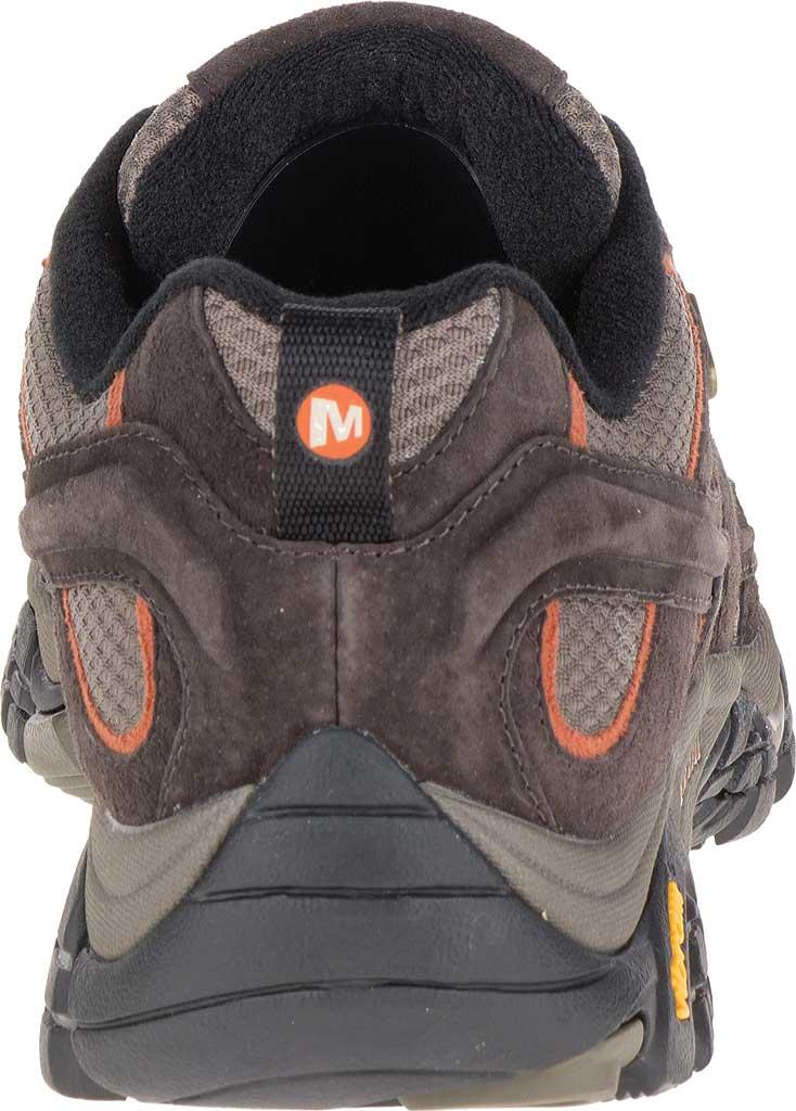 Men's Merrell Moab 2 Waterproof Hiking Shoe, Espresso, large, image 5