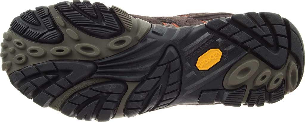 Men's Merrell Moab 2 Waterproof Hiking Shoe, Espresso, large, image 7