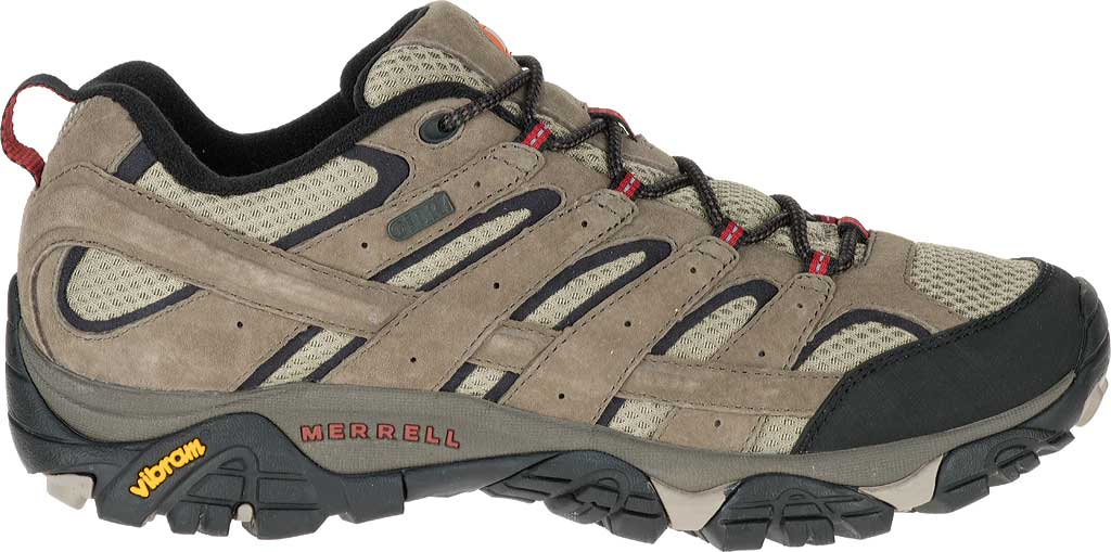 Men's Merrell Moab 2 Waterproof Hiking Shoe, , large, image 2