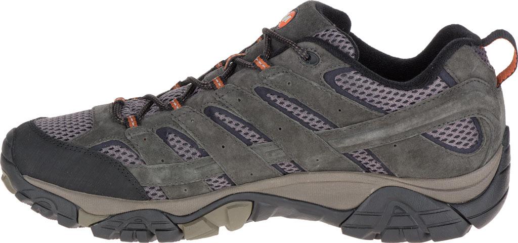 Men's Merrell Moab 2 Waterproof Hiking Shoe, Beluga, large, image 3