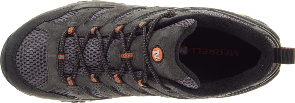 Men's Merrell Moab 2 Waterproof Hiking Shoe, Beluga, large, image 6