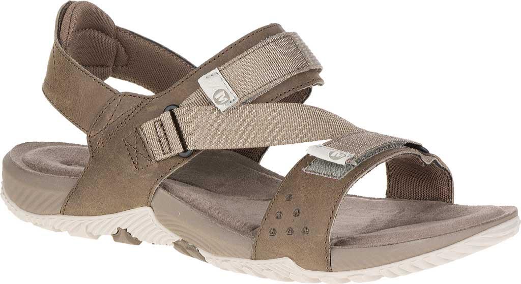 Men's Merrell Terrant Active Sandal, Brindle, large, image 1