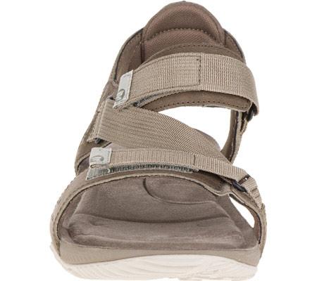 Men's Merrell Terrant Active Sandal, Brindle, large, image 4