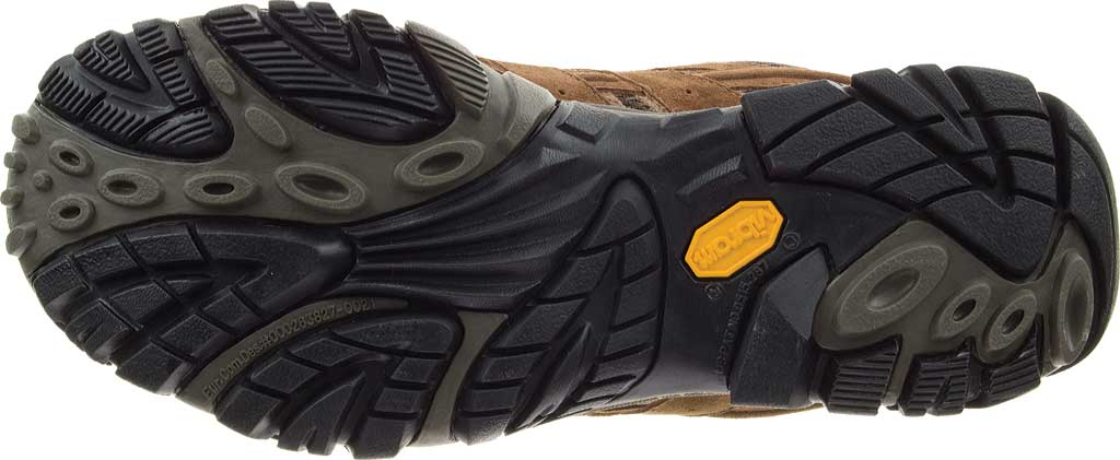 Men's Merrell Moab 2 Mid Waterproof Hiking Boot, Earth, large, image 7