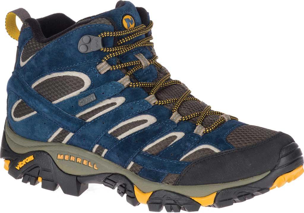 Men's Merrell Moab 2 Mid Waterproof Hiking Boot, , large, image 1