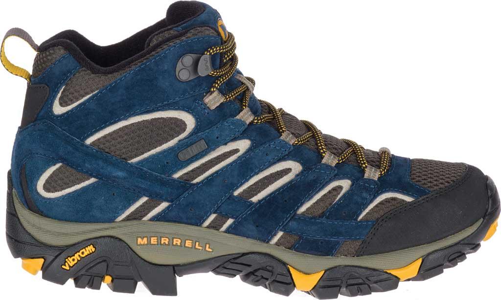 Men's Merrell Moab 2 Mid Waterproof Hiking Boot, , large, image 2