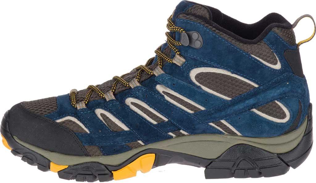 Men's Merrell Moab 2 Mid Waterproof Hiking Boot, , large, image 3