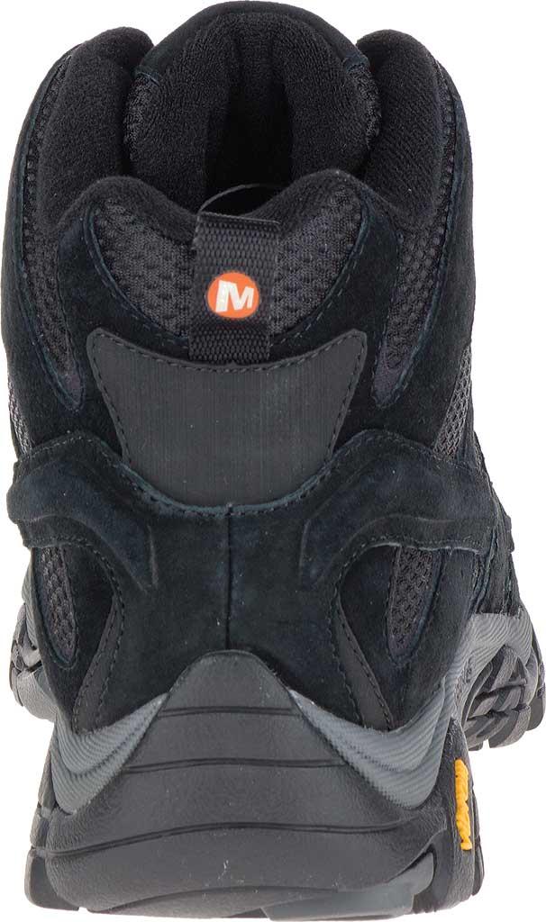 Men's Merrell Moab 2 Vent Mid Hiking Shoe, Black Night, large, image 5