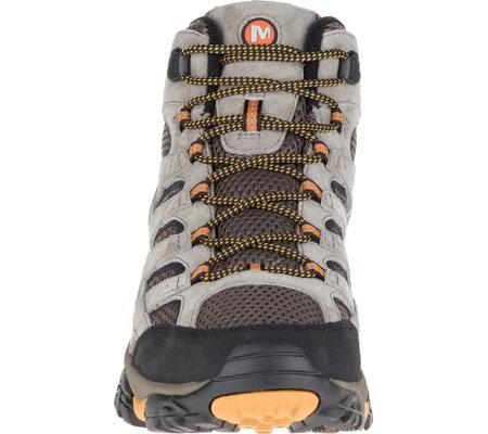 Men's Merrell Moab 2 Vent Mid Hiking Shoe, Walnut, large, image 4