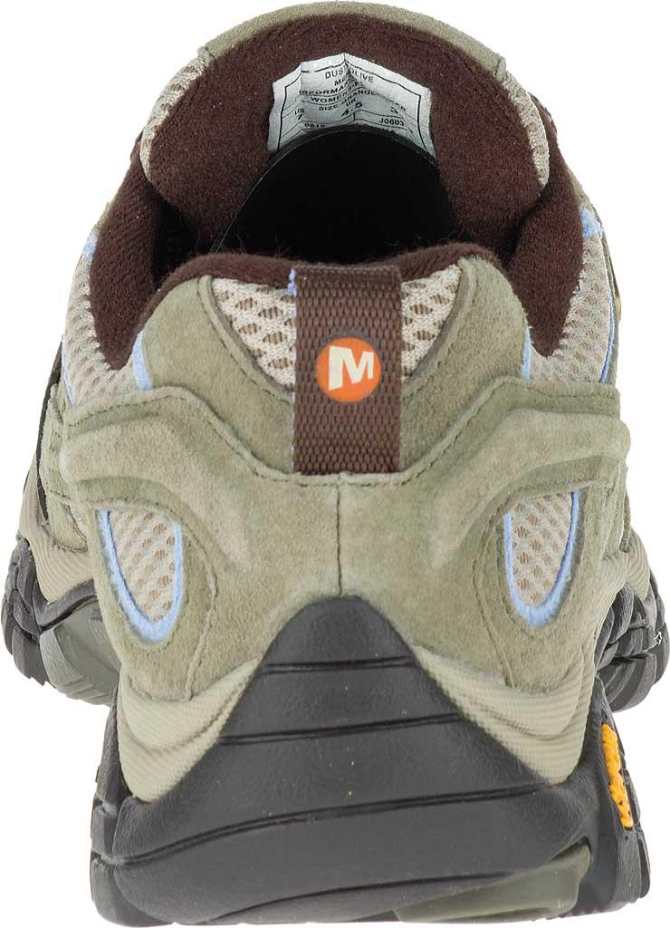 Women's Merrell Moab 2 Waterproof Hiking Shoe, Dusty Olive, large, image 5