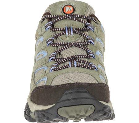 Women's Merrell Moab 2 Waterproof Hiking Shoe, Dusty Olive, large, image 4