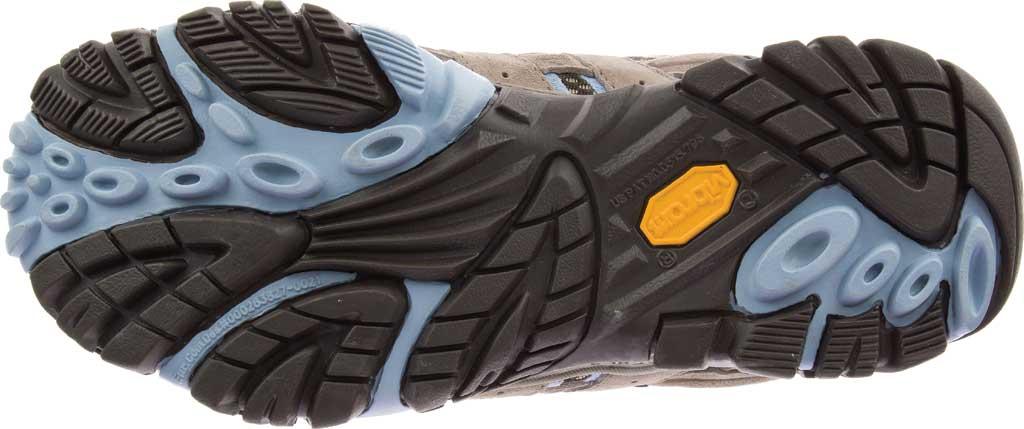 Women's Merrell Moab 2 Waterproof Hiking Shoe, Brindle Pigskin Leather/Mesh, large, image 6