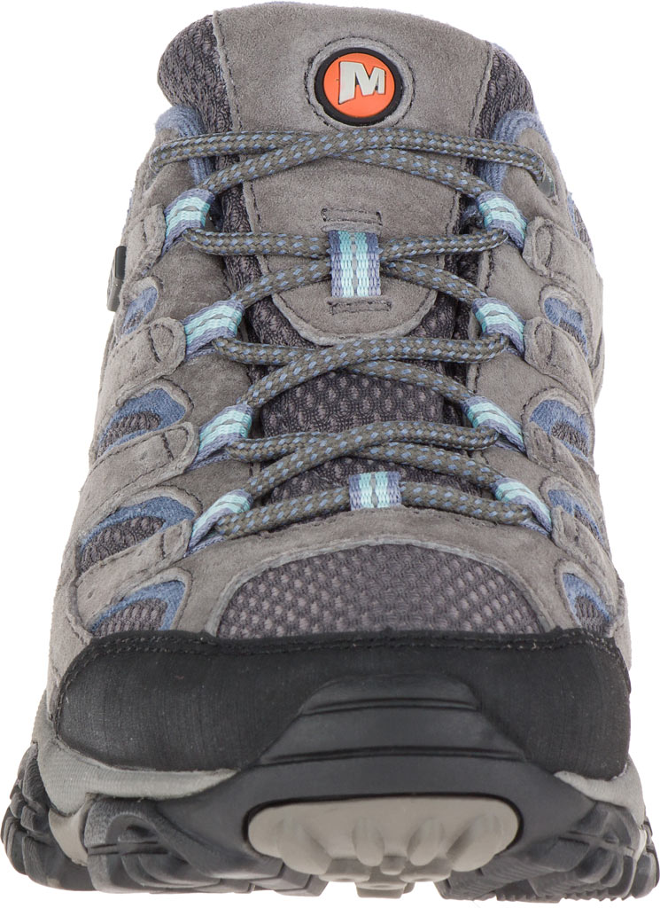 Women's Merrell Moab 2 Waterproof Hiking Shoe, Granite, large, image 4