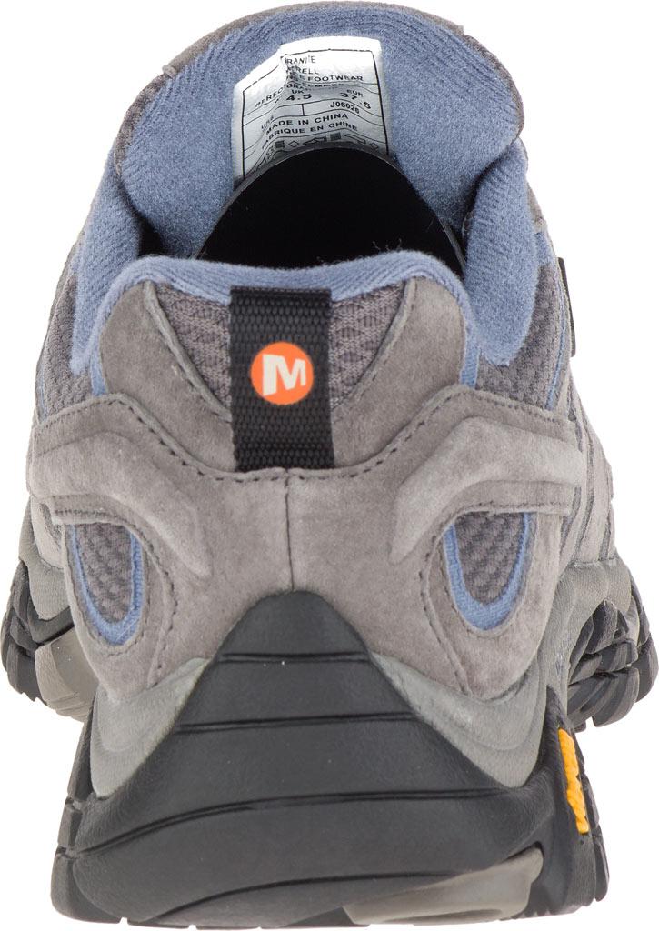 Women's Merrell Moab 2 Waterproof Hiking Shoe, Granite, large, image 5