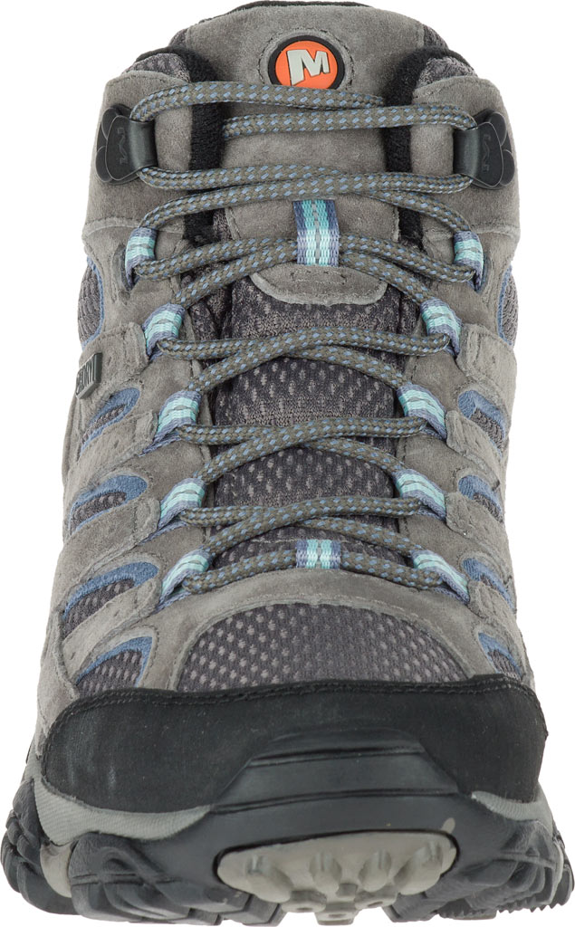 Women's Merrell Moab 2 Mid Waterproof Hiking Boot, Granite, large, image 4