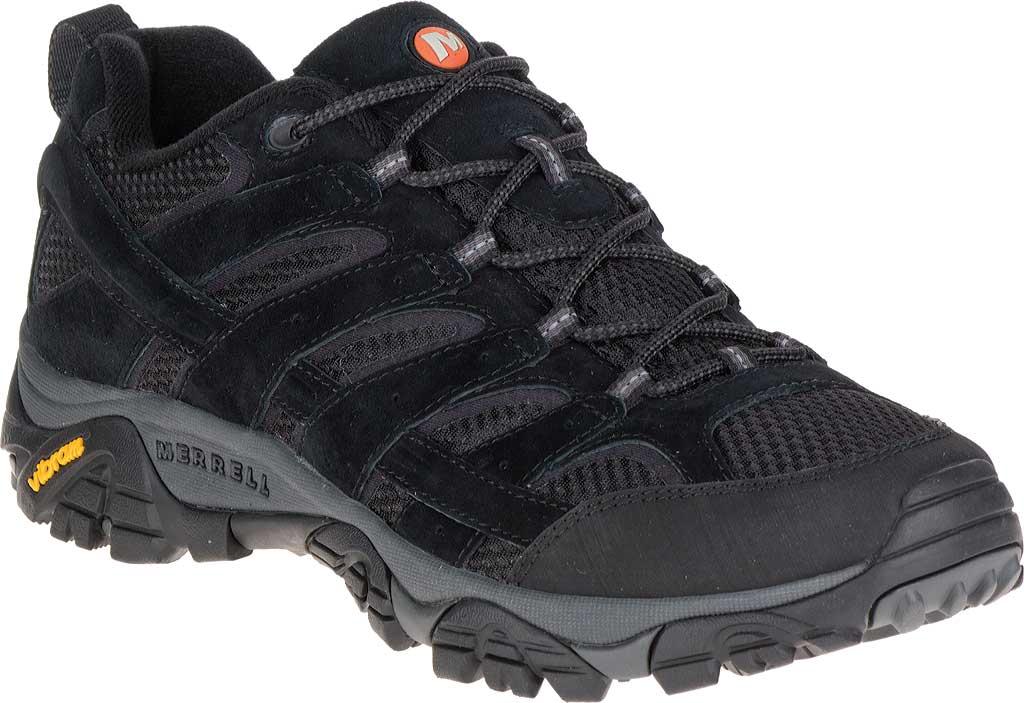 Men's Merrell Moab 2 Vent Hiking Shoe, Black Night, large, image 1