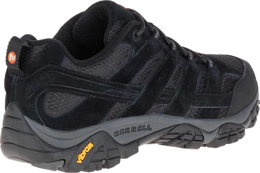 Men's Merrell Moab 2 Vent Hiking Shoe, Black Night, large, image 5