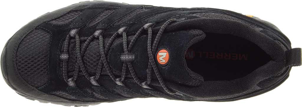 Men's Merrell Moab 2 Vent Hiking Shoe, Black Night, large, image 6