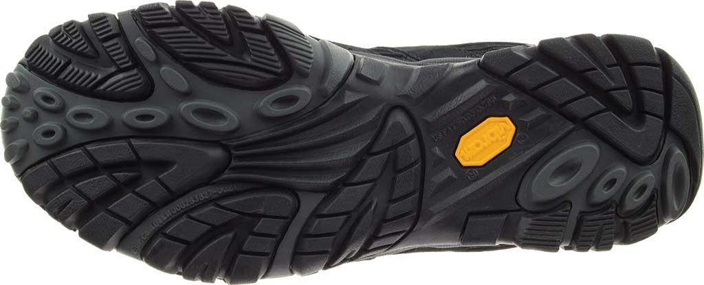 Men's Merrell Moab 2 Vent Hiking Shoe, Black Night, large, image 7