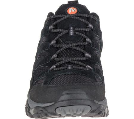 Men's Merrell Moab 2 Vent Hiking Shoe, Black Night, large, image 4