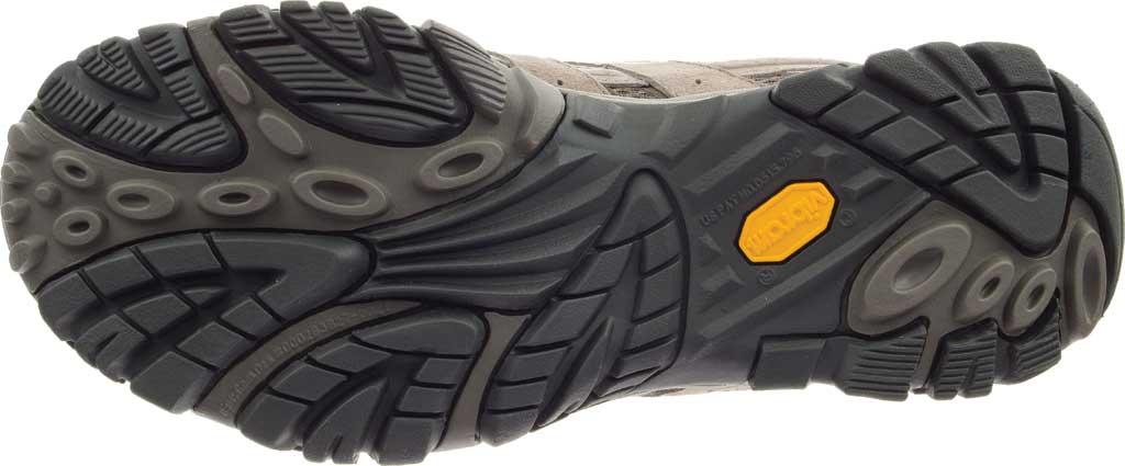 Men's Merrell Moab 2 Vent Hiking Shoe, Boulder Pigskin Leather/Mesh, large, image 6