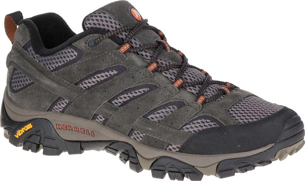 Men's Merrell Moab 2 Vent Hiking Shoe, Beluga, large, image 1