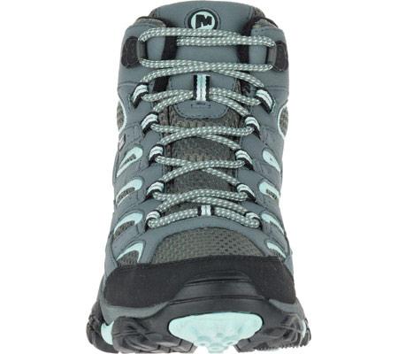 Women's Merrell Moab 2 Mid GORE-TEX Hiking Boot, Sedona Sage, large, image 4