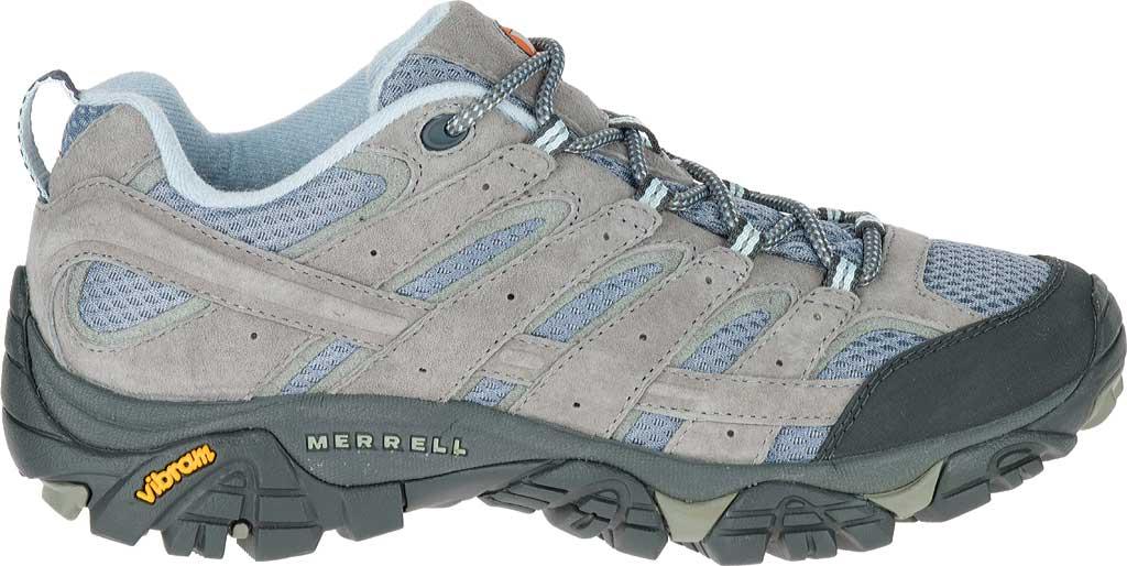 Women's Merrell Moab 2 Vent Hiking Shoe, Smoke, large, image 2