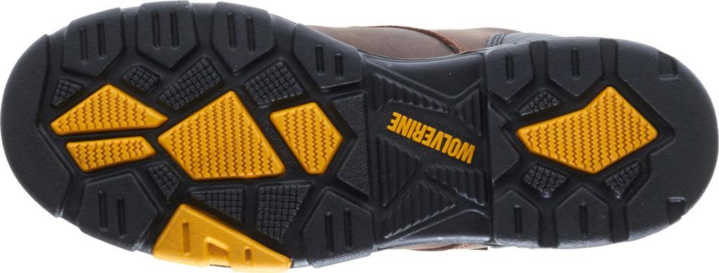 """Men's Wolverine Blade LX EPX Waterproof Met 6"""" CarbonMax Toe Boot, Dark Brown Full Grain Leather, large, image 7"""