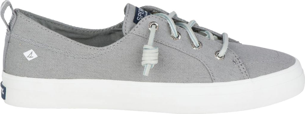 Women's Sperry Top-Sider Crest Vibe Sneaker, Grey Linen Canvas, large, image 2