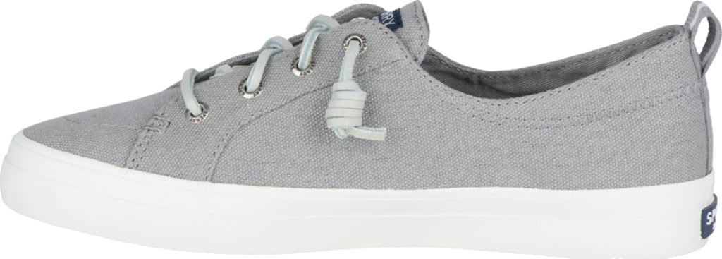 Women's Sperry Top-Sider Crest Vibe Sneaker, Grey Linen Canvas, large, image 3