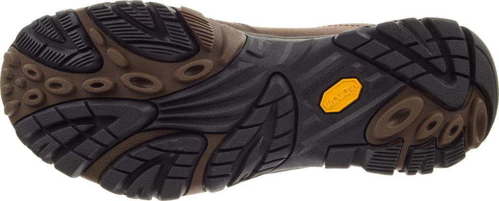 Men's Merrell Moab Adventure Moc Slip-On, Dark Earth Nubuck Leather, large, image 7