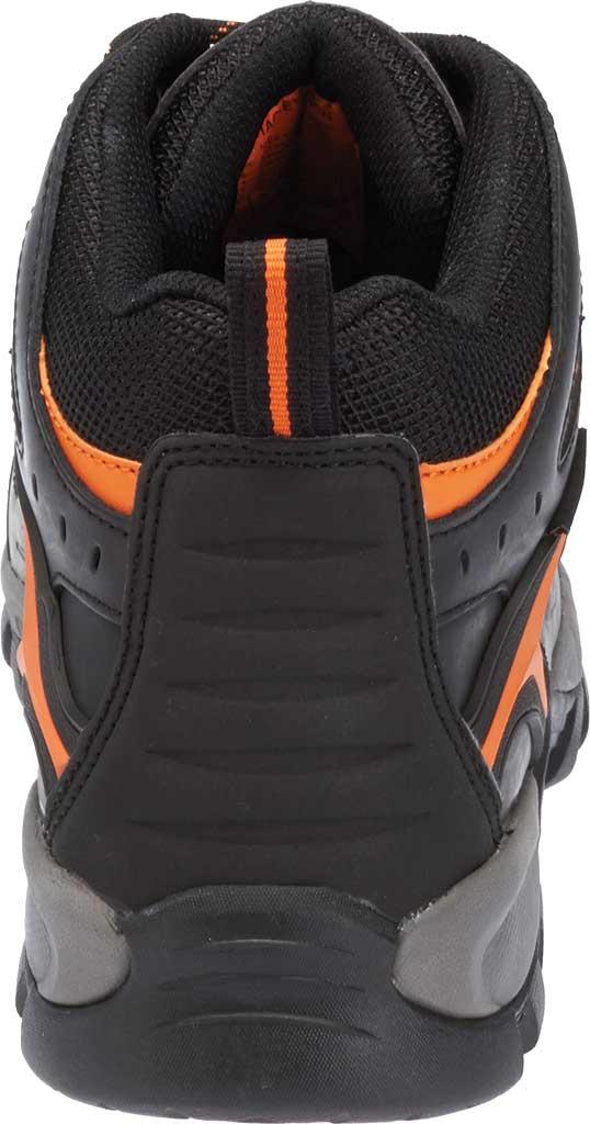 Men's Harley-Davidson Woodridge Waterproof Boot, Black Leather, large, image 5