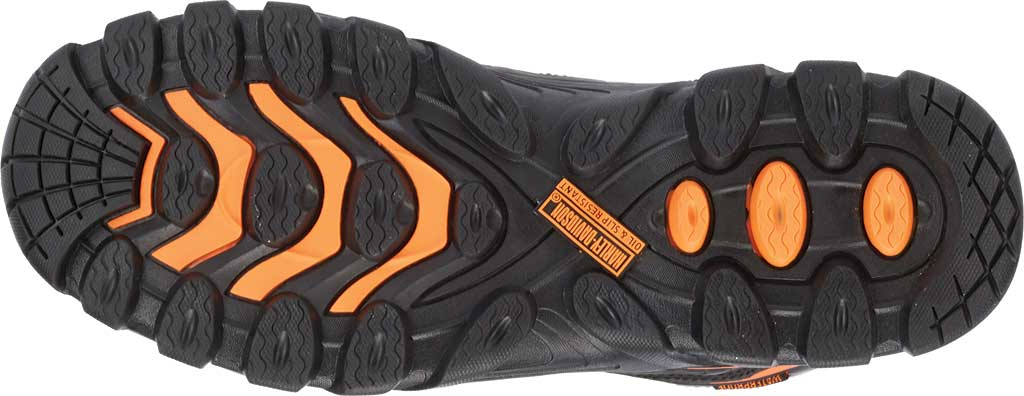 Men's Harley-Davidson Woodridge Waterproof Boot, Black Leather, large, image 7