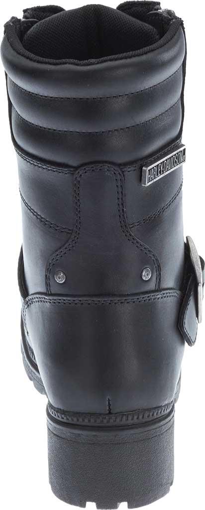 Women's Harley-Davidson Talley Ridge Combat Boot, Black Full Grain Leather, large, image 5