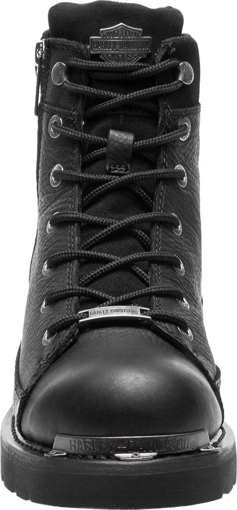 Men's Harley-Davidson Chipman Combat Boot, Black Full Grain Leather, large, image 4