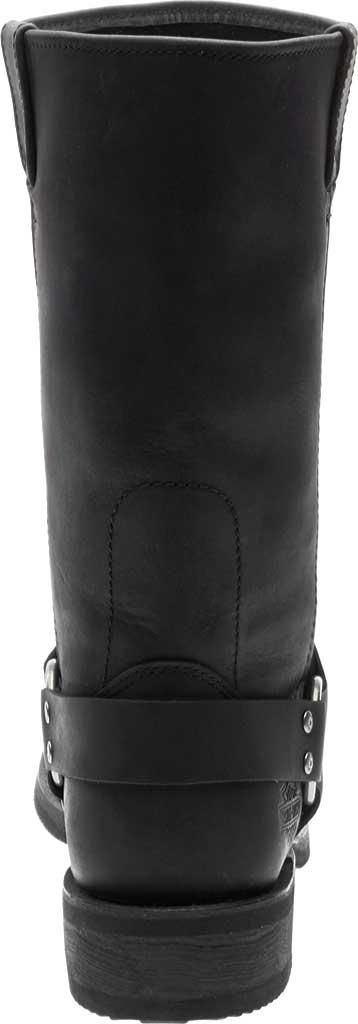 Men's Harley-Davidson Bowden Riding Boot, Black Full Grain Leather, large, image 5