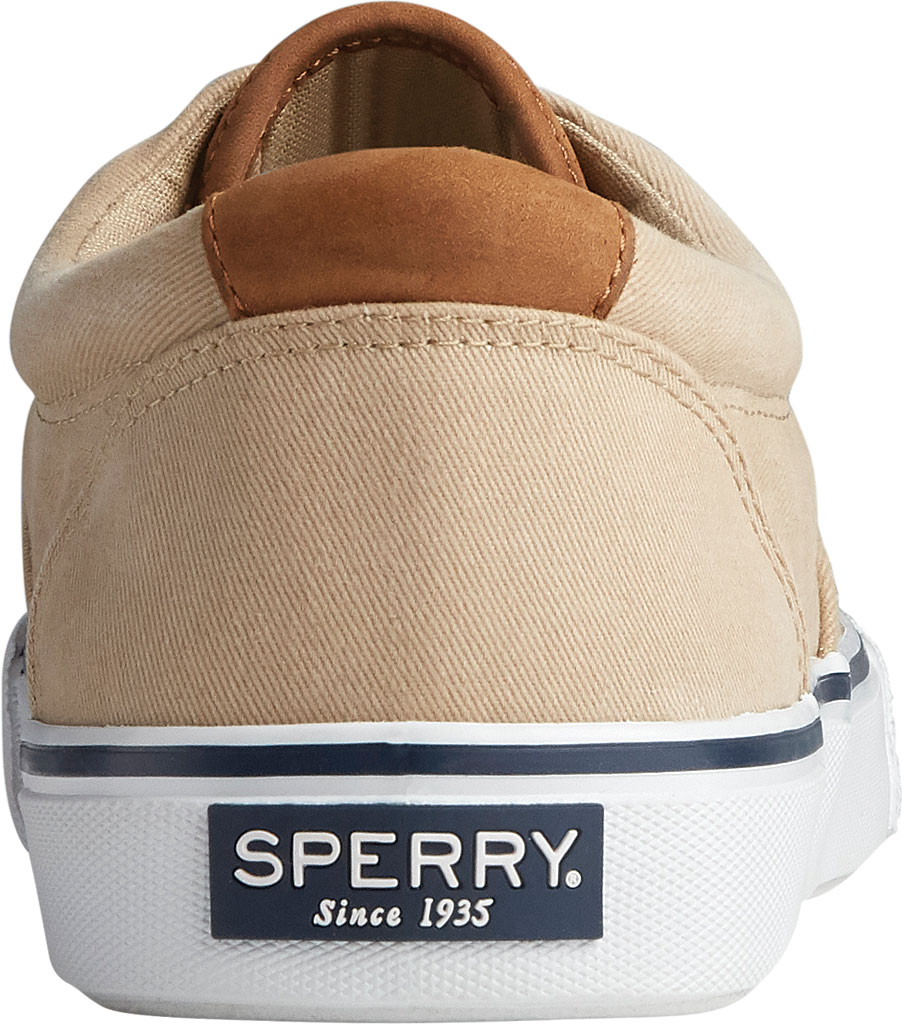 Men's Sperry Top-Sider Striper II CVO Washed Sneaker, Salt Washed Chino Canvas, large, image 4